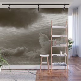 Ocean of Clouds Wall Mural