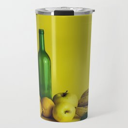 Lemon lime - still life Travel Mug