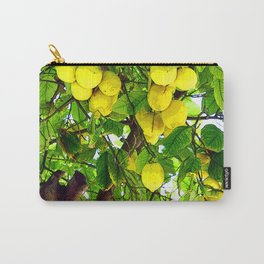 if life gives you lemons... Carry-All Pouch