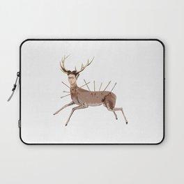 deer frida kahlo Laptop Sleeve