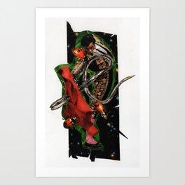 Olé! | Collage Art Print