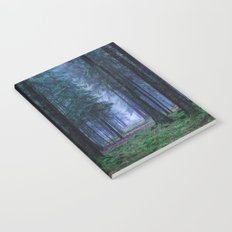 Green Magic Forest Notebook