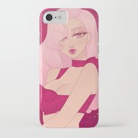 minnie iPhone & iPod Cases featuring Merry Minnie by Petite Passerine