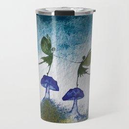 Two Fairies Travel Mug