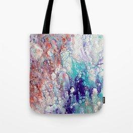 Fantasy (red, blue, purple) Tote Bag