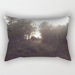 path to elightenment Rectangular Pillow
