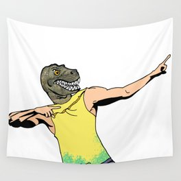 T-Bolt Wall Tapestry