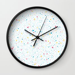 The Soup - Color Wall Clock