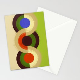 Abstract Composition 626 Stationery Cards