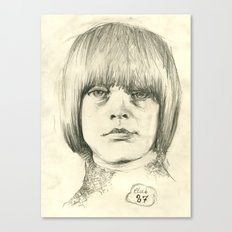 Club 27, Brian Jones Canvas Print