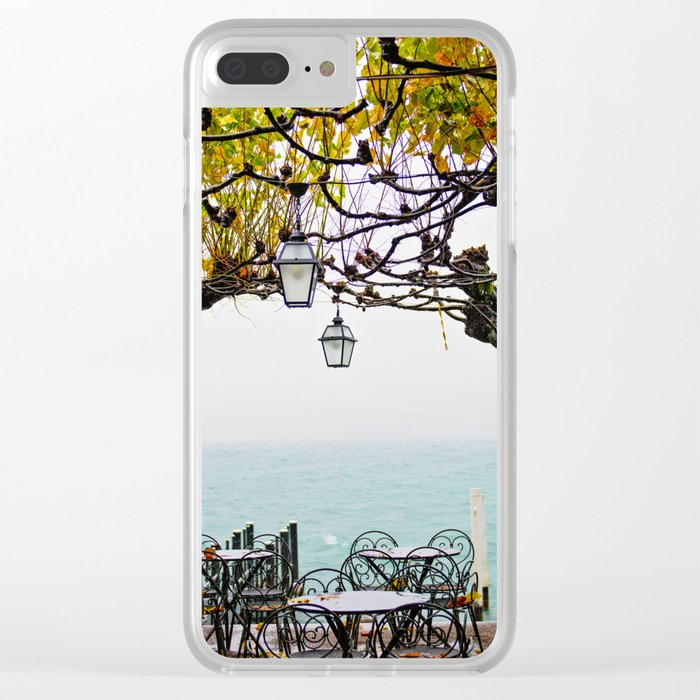End of the Season Clear iPhone Case