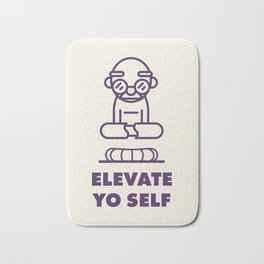 Elevate Yo Self Bath Mat