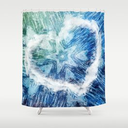 Coco Love Shower Curtain