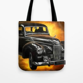 Humber Pullman Limousine Tote Bag