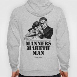 Kingsman Harry Hart: Manners Maketh Man Hoody