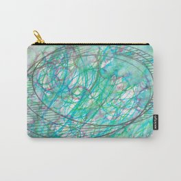Tangled View Carry-All Pouch