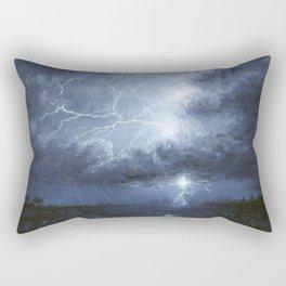 Music Of The Night Rectangular Pillow