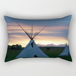 Teepee Dreams Rectangular Pillow