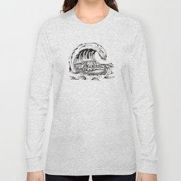 Pug Wave Long Sleeve T-shirt