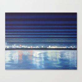 Santa Barbara Pier Canvas Print