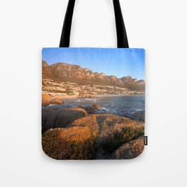 Cape Town Golden Hour Tote Bag