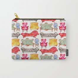 Victorian Lounge – Rainbow Palette Carry-All Pouch