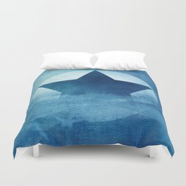 Star Composition III Duvet Cover