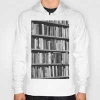 books Hoodies featuring Books by mariazuil
