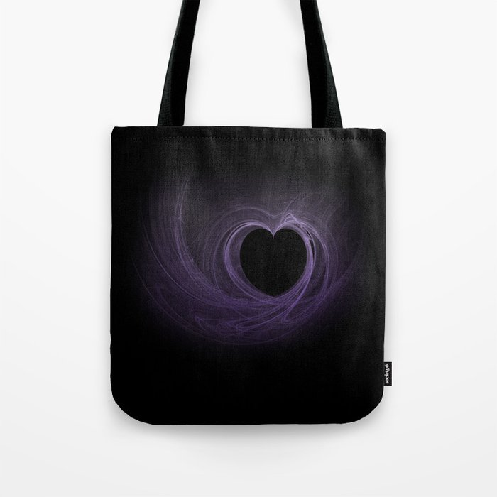 Purple Heart Tote Bag