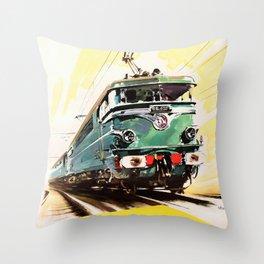 Vitesse Exactitude Confort Throw Pillow