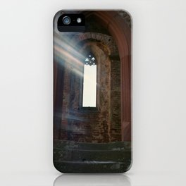 Limburg with Light Leak iPhone Case