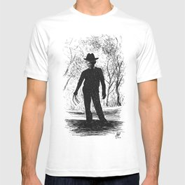 One, Two, Freddy's Coming For You T-shirt