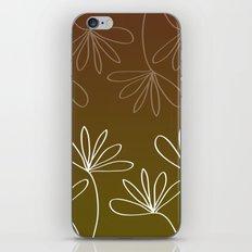 Floralis iPhone & iPod Skin