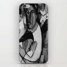 Artistic People iPhone & iPod Skin