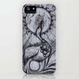 Revival of the Firebird iPhone Case