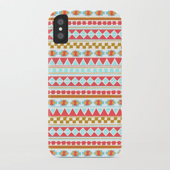 NAVAJO PATTERN iPhone Case