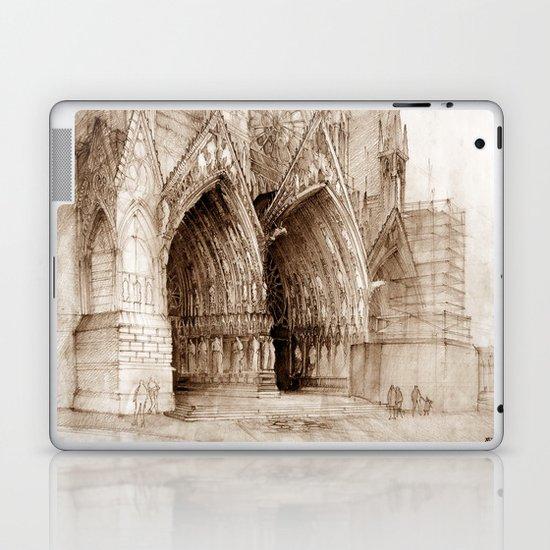 Portal Laptop & iPad Skin