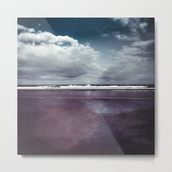Salt Air Metal Print