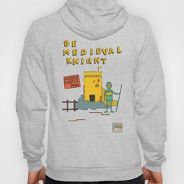 Afternoon at the Medieval Age (a) Hoody