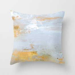 Golden Light 2 Throw Pillow