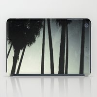 palm trees iPad Cases featuring Palm Trees by Martin Llado