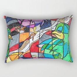 Birdology Rectangular Pillow