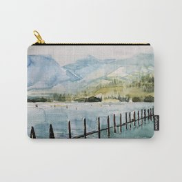 Leaving Vancouver, B.C. Carry-All Pouch