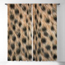 """Pop Safari 02 Leopard"" Blackout Curtain"