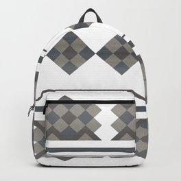 ETHNO PATTERN Folk Backpack