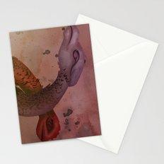 dragons de Cluny Stationery Cards