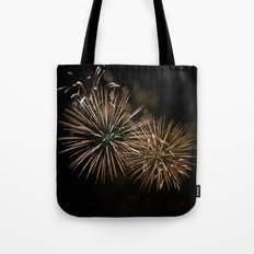 Explosions In The Sky 223 Tote Bag