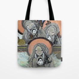 Return of the Medicine Women Tote Bag