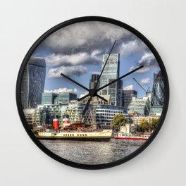 The City of London Wall Clock