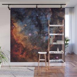 The Devil Nebula Wall Mural